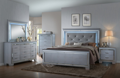 LILLIAN COLLECTION COMPLETE BEDROOM SET