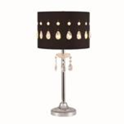 CRYSTAL DECOR TABLE LAMP (SET OF 2)
