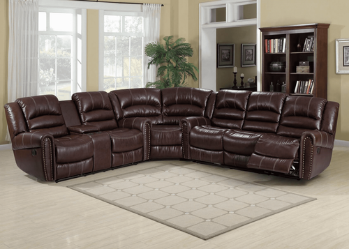 3PC Texas Sectional (Rich Brown)