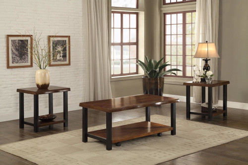 CRANE COFFEE TABLE W/CASTER SET