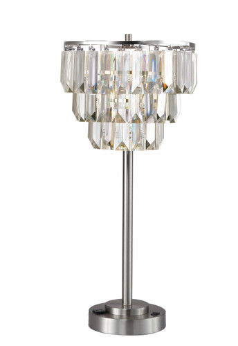 TABLE LAMP CRYSTAL-6212T-CL