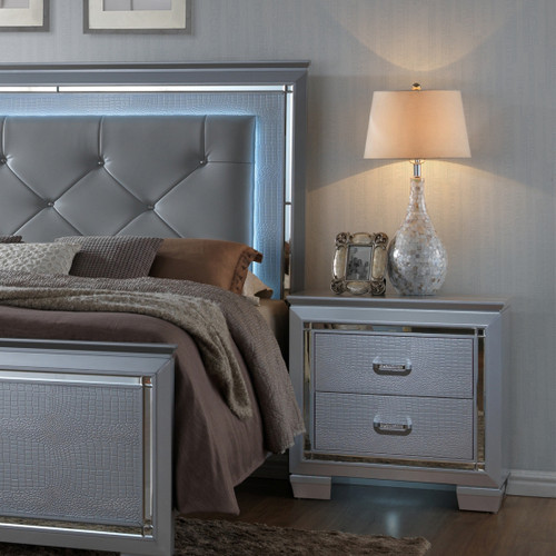 LILLIAN NIGHT STAND-B7100/2