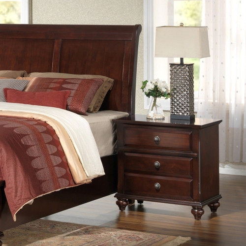 PORTSMOUTH NIGHT STAND-B6075/2