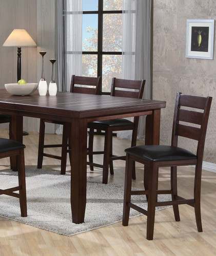 BARDSTOWN COUNTER HEIGHT CHAIR 2 PCS SET-2752S/24
