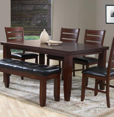 BARDSTOWN VENEER DINING TABLE