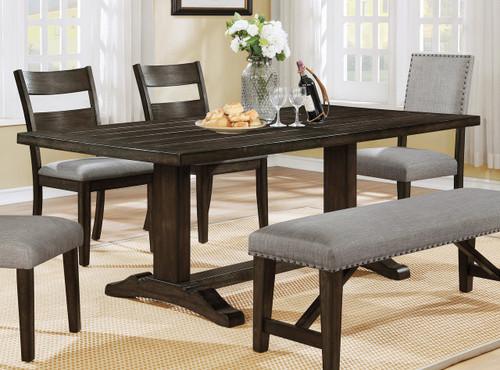 EDWINA DINING TABLE-2168T/4076