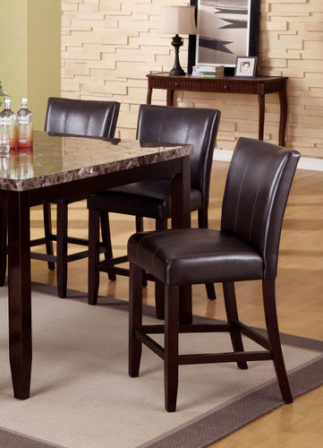 MADRID COUNTER HEIGHT CHAIR 2 PCS SET