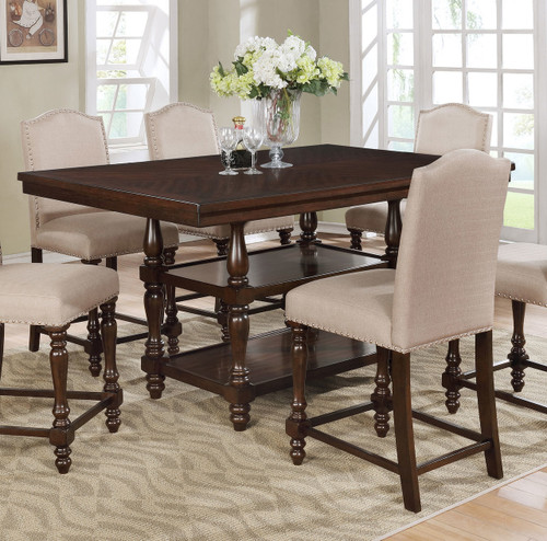 LANGLEY COUNTER HEIGHT TABLE
