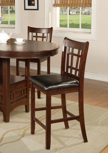 HARTWELL COUNTER HIGH CHAIR 2 PCS SET-2795S/24