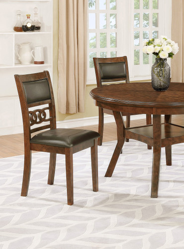 CALLY SIDE CHAIR 2 PCS SET