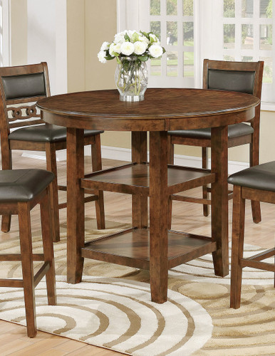 CALLY ROUND COUNTER HEIGHT TABLE-2716T/42