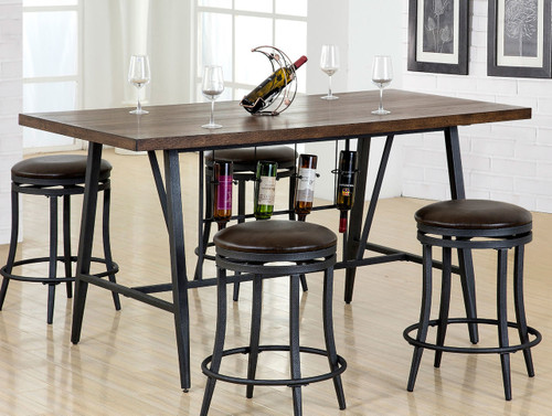 DAVID COUNTER HEIGHT TABLE-2809T/3669
