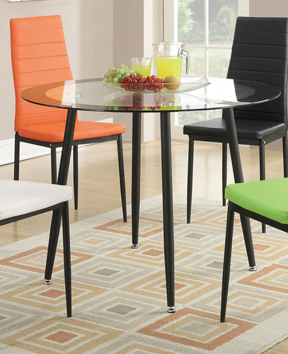 RETRO STYLE DINING TABLE