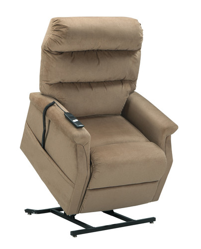 ASHLEY SMOOTH AND GENTLE POWER LIFT RECLINER