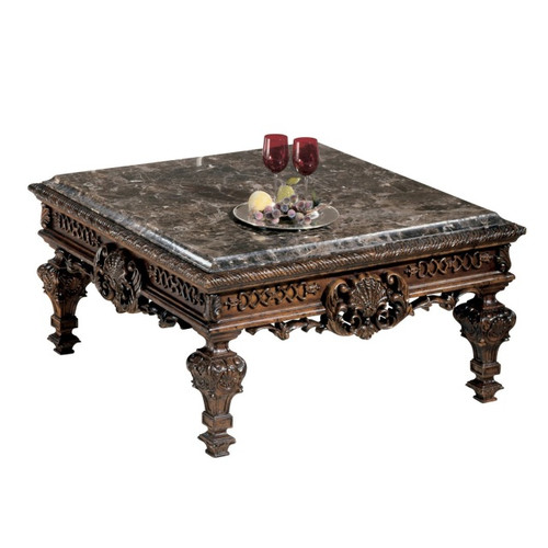 EMILY MARBLE TOP COFFEE TABLE