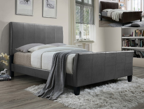 TORRY BED GREY-5281GY