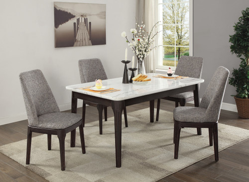 JANEL DINING TABLE 5 PCS SET-2268