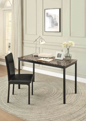 TEMPE COLLECTION WRITING DESK AND CHAIR SET-2601-15