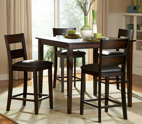 GRIFFIN COUNTER HEIGHT TABLE 5 PCS SET