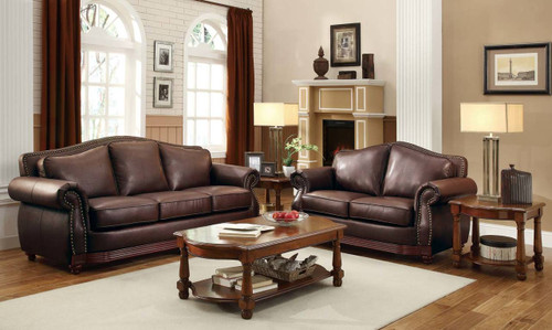 MIDWOOD COLLECTION CHAIR SOFA AND LOVE SEAT 3 PCS SET