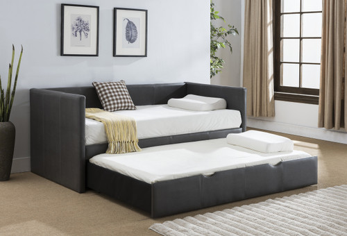SADIE DAYBED WITH TRUN GREY