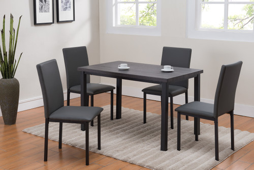 ORLO COLLECTION DINETTE 5 PCS SET-1272SET
