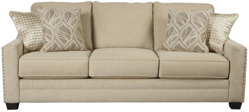 MAURICIO LINEN COLLECTION QUEEN SOFA SLEEPER-81601-39