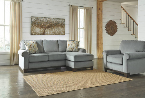 BENLD MARINE COLLECTION SOFA CHAISE