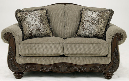 2PC MARTINSBURG MEADOW SOFA AND LOVESEAT