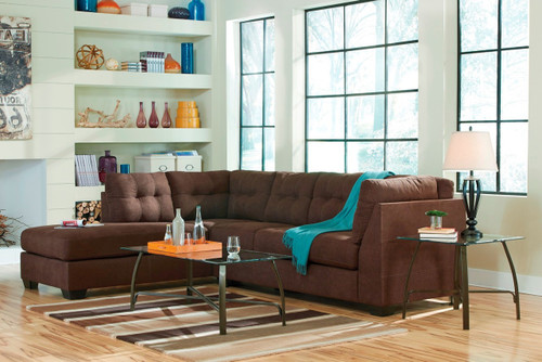 MAIER WALNUT COLLECTION SECTIONAL SET