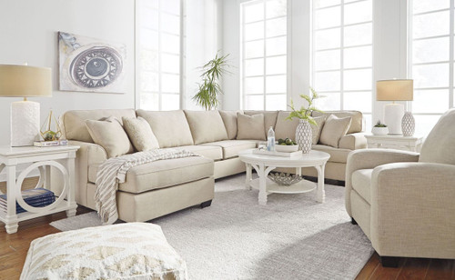 BRIONI NUVELLA SAND COLLECTION SECTIONAL SET