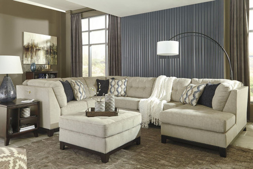 BECKENDORF CHALK COLLECTION SECTIONAL SET