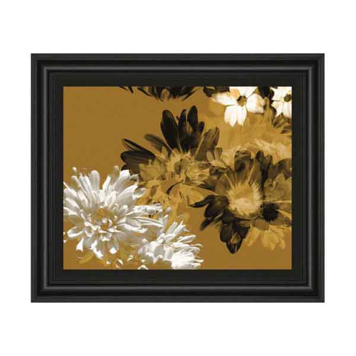 GOLDEN BLOOM I 22x26