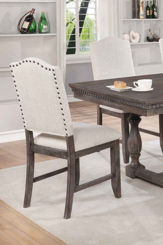 REGENT SIDE CHAIR 2 PCS SET