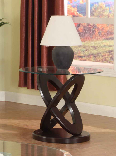 CYCLONE END TABLE