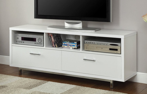 Home Furnishings TV Console for 46-Inch TV Max