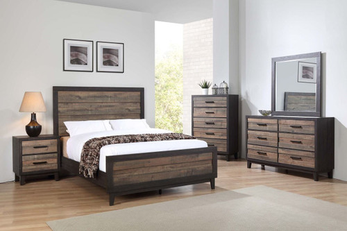 6 PCS TACOMA BEDROOM SET-B8270-Set