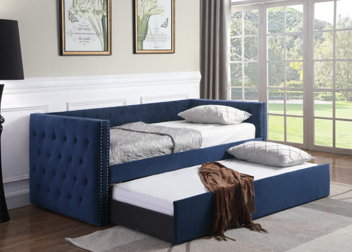 TRINA NAVY BLUE DAYBED