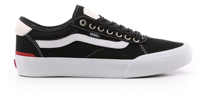 Vans - Chima Pro 2 - (Canvas) Black/White