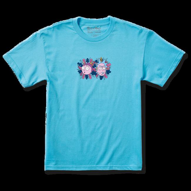 Primitive - T-Shirt - Dirty P - Pacific Blue