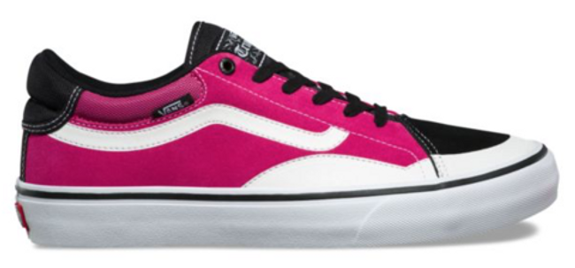 Vans - TNT Advanced Prototype  - Black/Magenta