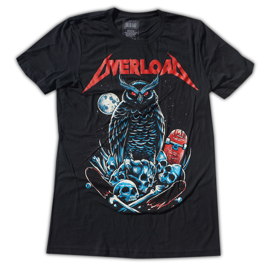 With inspiration from one of the best bands on the planet we have given our own take for this design. This shirt is available in limited quantities in store and online.
