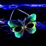 Glow Mask: Butterfly