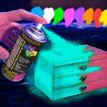 Glow Spray Paint - Purple