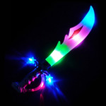 6-LED PIRATE SWORD