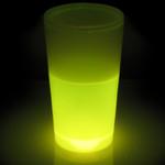 Atomic Glow Tumblers Yellow