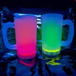 Cool Glow Mugs 12oz. Pink (30 per Pack!)