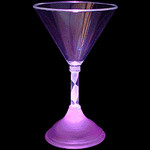 Light Up Martini Cup