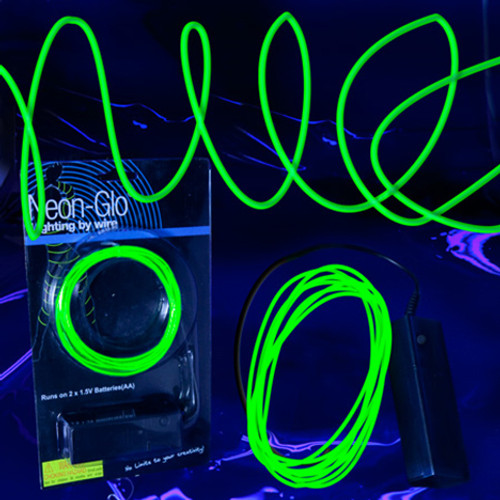 EL Wire String Light (Green)