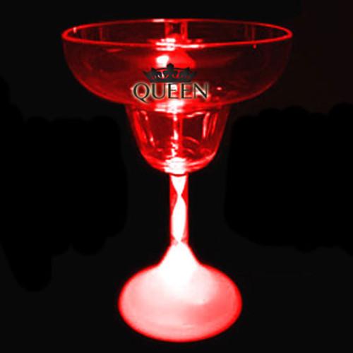 Light Up Margarita Cup- Queen